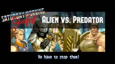 Saturday Morning Slugfest - Alien vs Predator https://www.youtube.com/attribution_link?a=Bx_1EMGO94Y&u=%2Fwatch%3Fv%3DaOxKxilY9o0%26feature%3Dshare