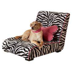 Enchanted Home Pet Elliot Chaise Dog Sofa$95 walmart