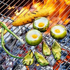 Try these delicious breakfast recipes you can easily make on the grill!