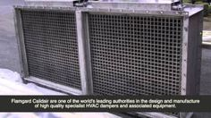 If you are looking for blast bampers, made in stainless steel for high impact conditions found in industrial applications, Flamgard can deliver. This video explains more about the bespoke approach Flamgard takes, and its standard range. More at: http://www.flamgard.co.uk/products/?blast-dampers