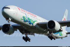 Air Canada C-FIVS Boeing 777-333/ER