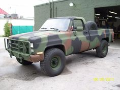 all I want for Christmas is a retired military chevy........I know I know you dont get it.