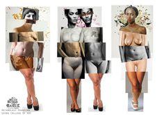 Illustration Finalist: Akinbolaji Osunsina, Leeds College of Art, Diversity NOW! 2014 by All Walks