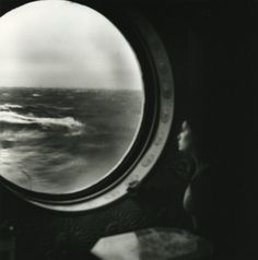 """""""There are two types of people in the world: those who prefer to be sad among others, and those who prefer to be sad alone."""" ~ Nicole Krauss, The History of Love, 2005 (Image: Kristian Goddard, Through the Round Window) Jean Paul Sartre, Virginia Woolf, St Jean Baptiste, Mazzy Star, Black White, Dark Grey, Image Sources, Photos, Pictures"""