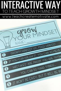 Teach your students