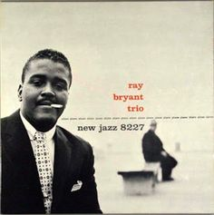ray bryant ike isaacs 1957 new jazz records