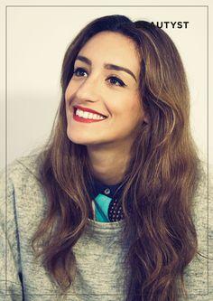 #Fashion #Week : Le #secret de #beaute de Kenza Sadoun El Glaoui