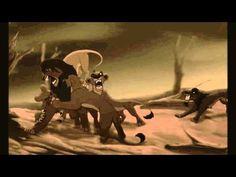 Lion King & The HUnger Games Trailer Mashup.