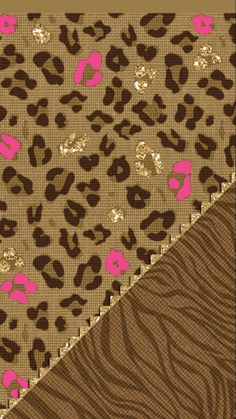 Cheetcha Vertical Oppisite from Brown Print
