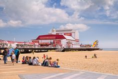 Great Yarmouth on the Norfolk Coast