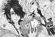 Asuza and Tsubaki <3 Kjááá