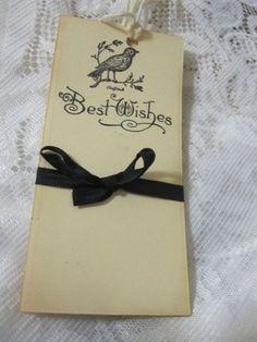 Wish Tree Wedding Tags Wishing Tree Tags by frenchcountry1908, $20.00