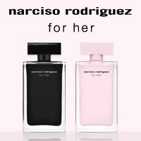 narciso rodriguez for her, Find your own for her...
