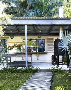 Dit huis in Byron Bay straalt één en al persoonlijkheid en creativiteit uit Roomed | roomed.nl