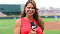 Jessica Mendoza joins 'Sunday Night Baseball' full-time - 6abc ... Stephanie Abrams, Jessica Mendoza, Sports Women, Female Sports, Softball Players, Chula, American Sports, Ml B, Espn
