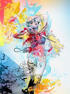 HEAVY CROWN - SQR - Website: Urban Arts // Artista: Guto Reiiz