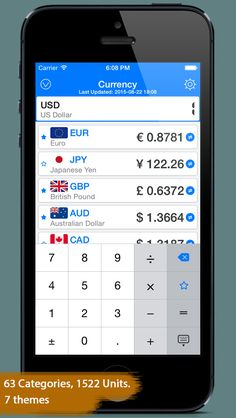 QVert - Unit & Currency Converter and Calculator (convert exchange rates) by YongYong Chen gone Free