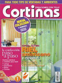 Creaciones en tela Cortinas 1 - Alcira Lopez - Picasa Web Albums