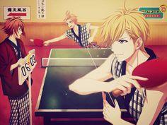 Riku, Mitsuki and Nagi All Anime, Me Me Me Anime, Anime Guys, Manga Anime, Cool Anime Pictures, Cute Pictures, Yoga Fitness, Bandai Namco Entertainment, Cute Anime Boy