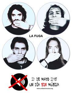 La Fuga con #undiasinmusica Movies, Movie Posters, Fiestas, Libros, 2016 Movies, Film Poster, Cinema, Films, Movie