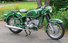1968 R69US Refurbished by Kevin Brooks, Brooks Motor Works