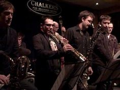 """An excerpt from """"Journey To Enkhuisen"""" - The Don Thompson-Reg Schwager Nonet at Chalkers on Feb. 2nd, 2009 -   Reg Schwager - guitar /   Don Thompson - vibes /   Luis Deniz - soprano sax /   David French - bass clarinet /   Perry White - flute /  Jon Challoner - trumpet /  Darren Sigesmund - trombone /   Jon Maharaj - bass /   Ethan Ardelli - drums"""