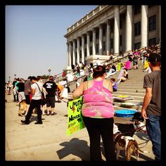 Utah State Capital July 19, 2014 #justiceforgeist