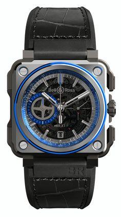 Bell   Ross - BR-X1-Hyperstellar Relógios De Luxo, Relógios Elegantes, d94fdd66ce