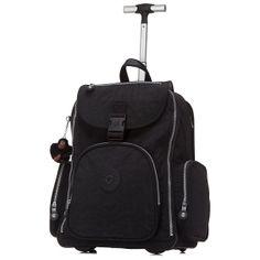 Alcatraz II Backpack with Laptop Protection in Black #Kipling #KiplingSweeps