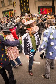 """Check out """"Easter Parade"""" in New York"""