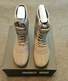 a6ca74c541bff Adidas Yeezy Boost 950 Duck Boot Sz 10 US Peyote Moonrock 350. offers