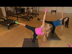 Tracy Anderson's Fitness Tips