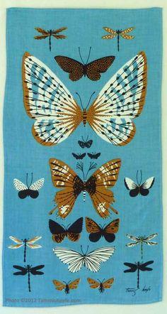 Butterflies, Blue