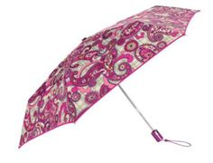 Vera Bradley NWT Umbrella Paisley Meets Plaid. Starting at $15 on Tophatter.com!