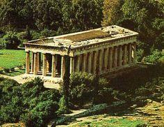 Athens, Greece - Hephaestos