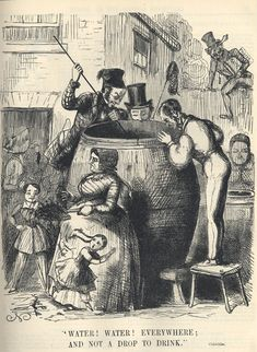 The most common causes of death was disease, accidents, exposure, violence, and starvation. Crime was common in the towns there were pirates, riots, and arson.