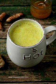 Złote mleko na wzmocnienie i przeziębienie . Fondue, Vegan Recipes, Cheese, Tableware, Ethnic Recipes, Magick, Dinnerware, Vegane Rezepte, Dishes