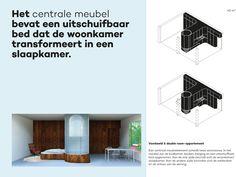 Het micro-appartement in de stad - XS Deluxe Lofts, Architecture, City, Loft Room, Arquitetura, Loft, Cities, Architecture Design, Attic