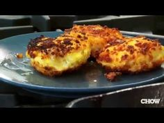 How to Make Risotto Cakes - YouTube