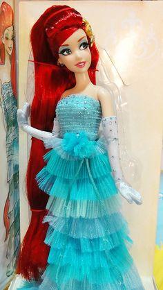 Ariel Disney Designer Collection doll