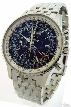 $5,425 Men's #Breitling A21330 #Navitimer Montbrillant Datora Chronograph