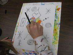 ART with Mrs. Smith: joan miro