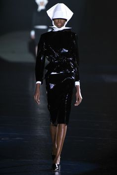 Mugler Fall 2013 Ready-to-Wear Collection Slideshow on Style.com