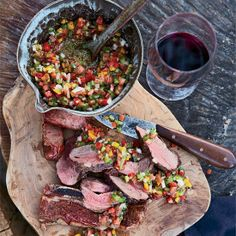 Some interesting grilling recipes I want to try, found here.