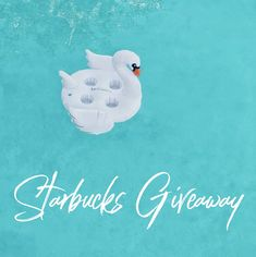 $100 Starbucks Gift Card Giveaway