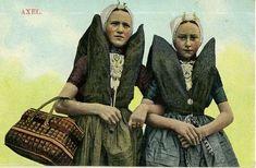 Austrian Folk Costume
