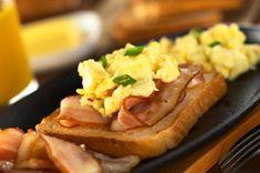 Our Ultimate Breakfast Sandwich with Udi's® Gluten Free Bread!
