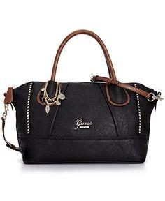 GUESS Handbag, Rosata Satchel..AKA Diaper bag?? Why not!!