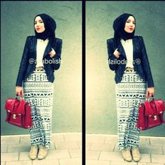 1000 Images About Hijab Style On Pinterest Hijab Fashion Style Holiday Outfits And Pleated