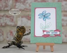 Penned & Painted - Stampin' Up!